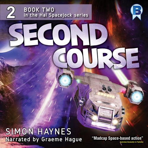 Second Course (Audiobook) cover art (c) [Artist]