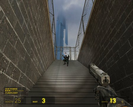 Half Life 2 - A science fiction movie or a game?