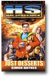 Hal Spacejock Just Desserts cover