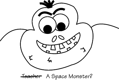Space Monster?