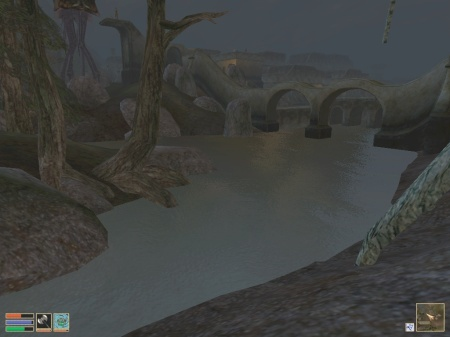 Morrowind - one of the most engrossing games of recent times