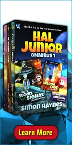 The Hal Junior series for ages 9-12