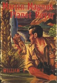 Martin Magnus Planet Rover - First Edition