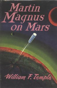 Martin Magnus on Mars - First Edition